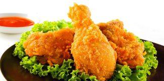 Cách làm thịt gà chiên xù giòn tan ngon ngất ngây