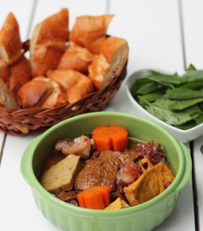 Cách làm bò kho chay ngon bổ dưỡng đơn giản tại nhà