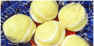 Cách làm bánh bao khoai lang vàng