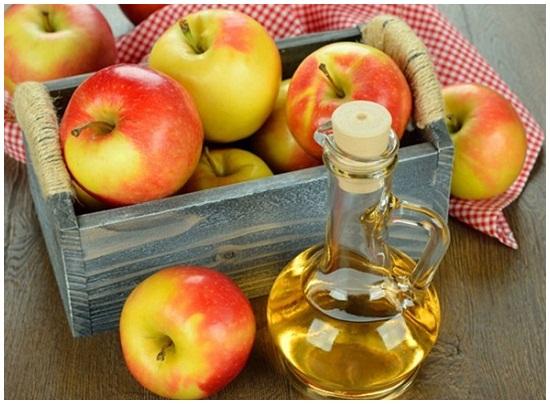 Cách làm giấm táo giúp làm đẹp giảm cân đơn giản tại nhà