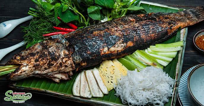 Cách làm cá lóc nướng trui thơm ngon không thể nào cưỡng nổi
