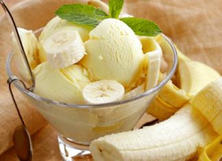 Cách làm kem chuối bơ đậu phộng đơn giản bằng máy xay sinh tố