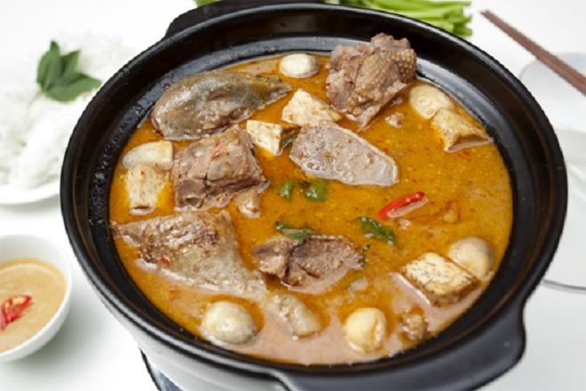 Cách làm vịt nấu chao Sài Gòn đơn giản ngon không cưỡng