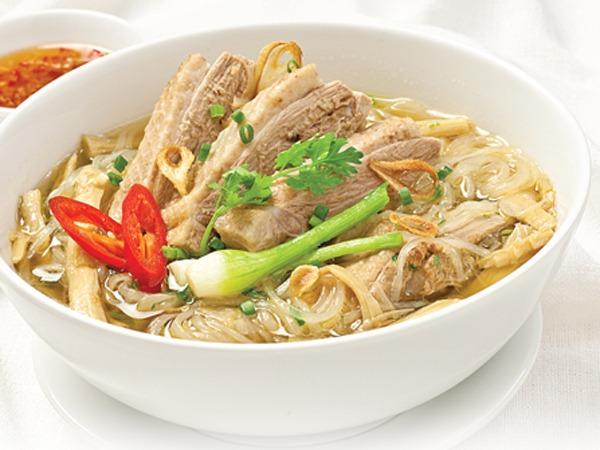 Cách nấu bún măng vịt với măng tươi ngon đơn giản ở Sài Gòn