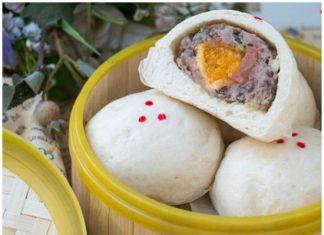 Cách làm bánh bao bằng bột pha sẵn