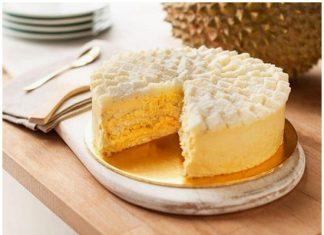 Cách làm bánh kem sầu riêng