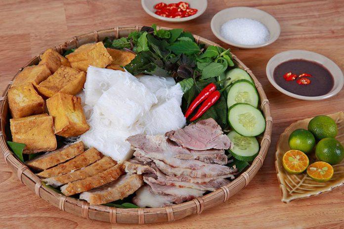Cách làm bún đậu mắm tôm đơn giản ngon nhất đất Hà Nội