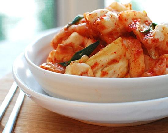 Cách làm kim chi bắp cải ngon đậm đà hương vị Hàn Quốc