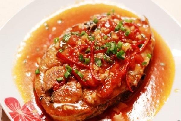 Cách nấu cá ngừ kho cà chua thơm ngon [ ĐỘC NHẤT VÔ NHỊ ]
