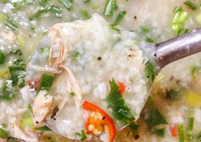 Cách nấu cháo cá ngừ bổ dưỡng thơm ngon [ AI ĂN CŨNG MÊ ]