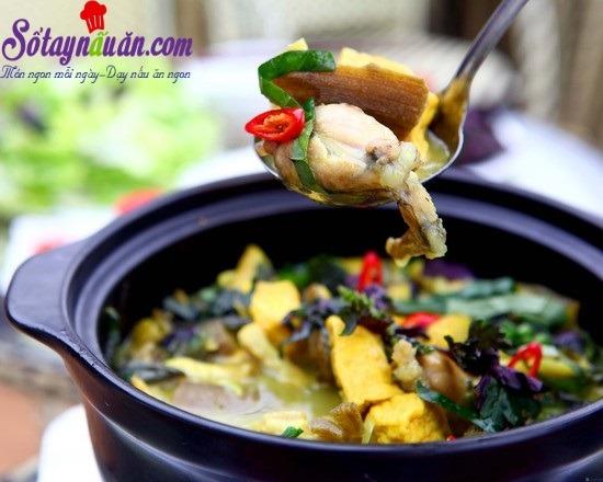 Cách nấu ếch om chuối đậu cực ngon và [ SIÊU BỔ DƯỠNG ]