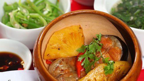 Cách nấu món cá lóc kho dứa thơm ngon đơn giản tại nhà