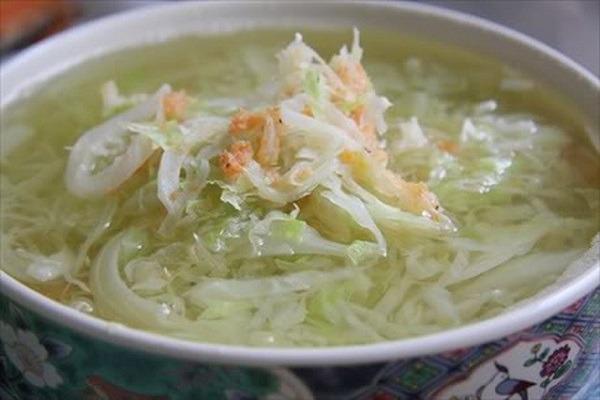 Đổi gió với cách làm canh cải thảo nấu tôm vừa ngon vừa thanh mát