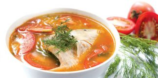 Cách làm cá diêu hồng nấu riêu thơm ngon không bị tanh [ CHUẨN VỊ ]