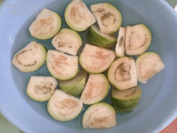 Cách làm cà bát muối xổi giòn ngon đơn giản tại nhà