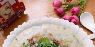 Cách nấu cháo hến ngon bổ dành cho bé biếng ăn chậm lớn [ CỰC NGON ]