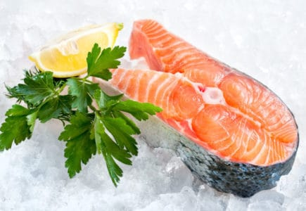 Cá đông lạnh ngon chẳng kém cá tươi!