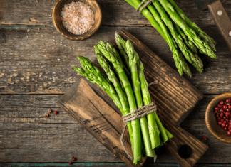 """Măng tây xanh – """" Hoàng đế"""" dinh dưỡng của các loại rau"""