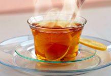 Trà cam mật ong ngọt ngào